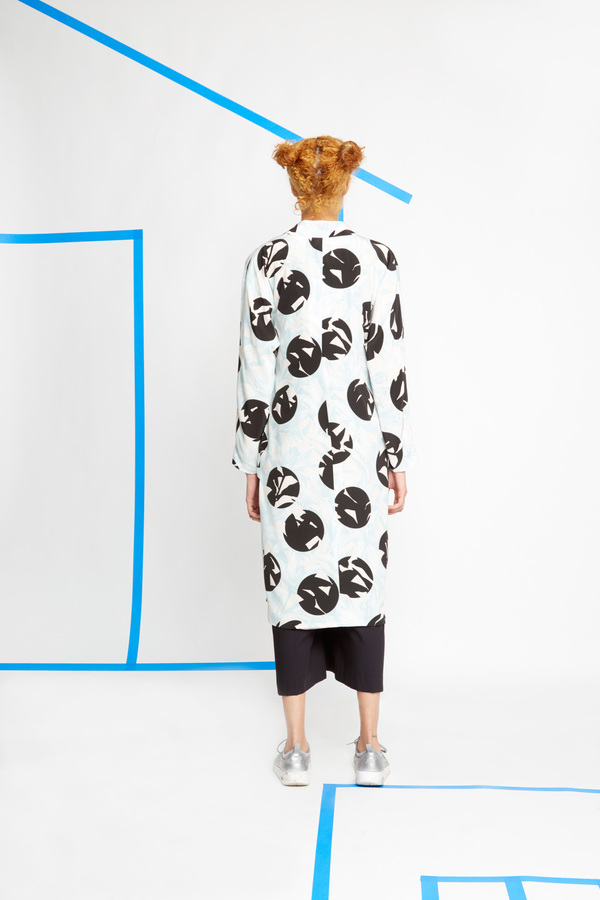 Silvae Gesamt Kimono Jacket