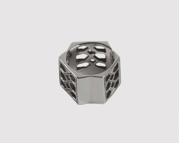 Men's Lacar Cathedral Ring