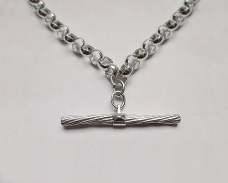 Lacar Lace Fob Necklace