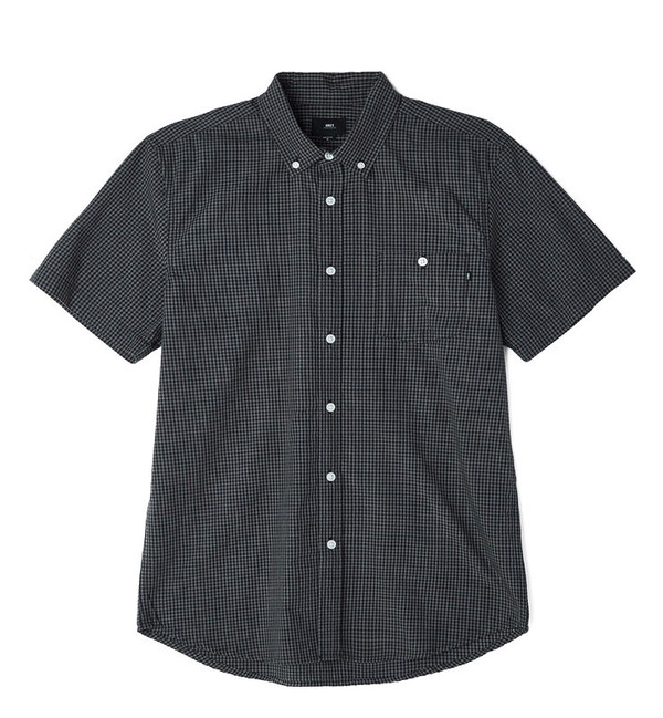 Men's Obey Keene S/S Shirt