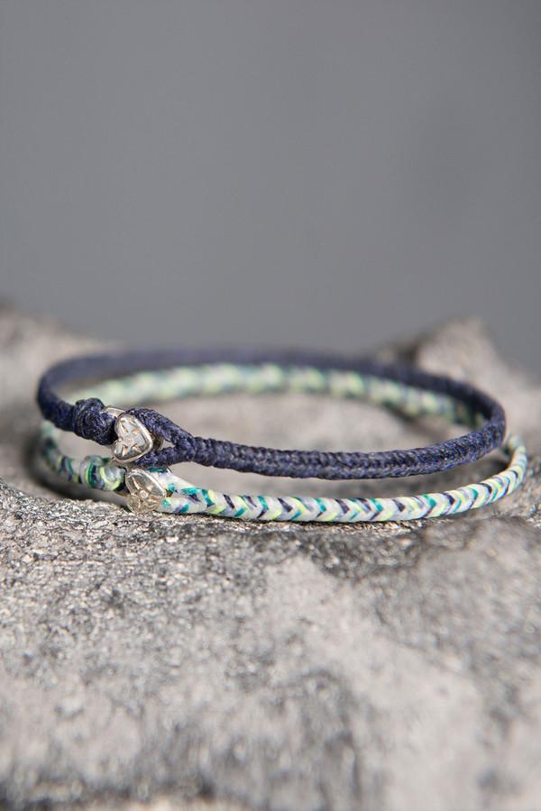 Scosha Diamond Heart Bracelet