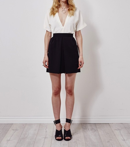 Pfeiffer Echo Pleat Skirt