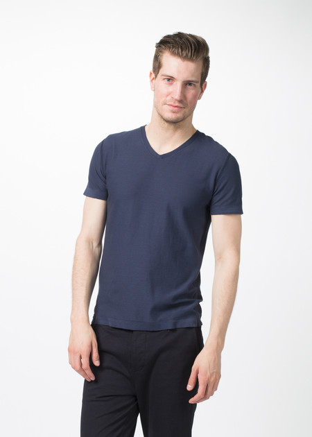 Men's Hannes Roether Yeps V-Neck Tee