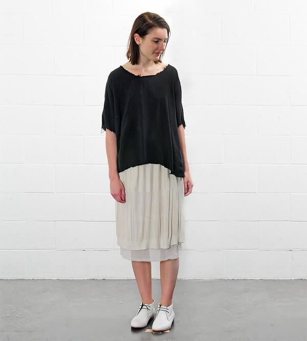 Raquel Allegra Decon Skirt