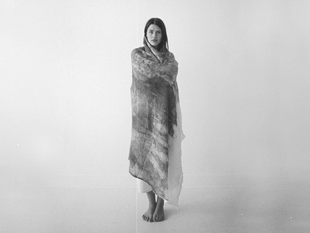 Scout & Catalogue NOMAD SCARF - WARM GREY