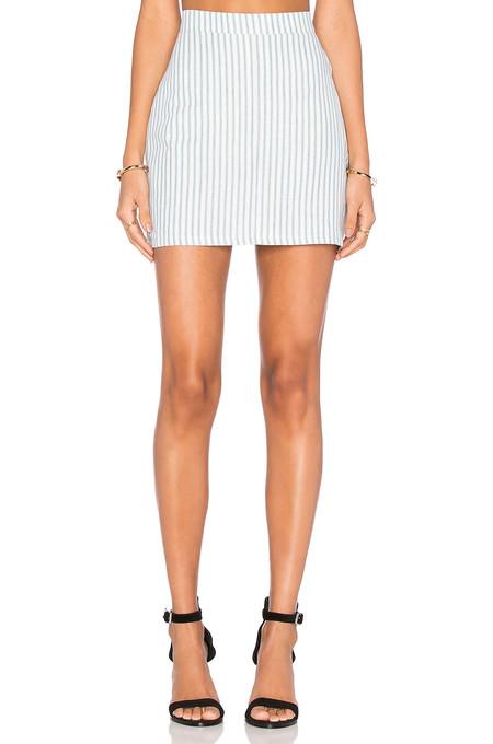 Capulet A-Line Mini Skirt