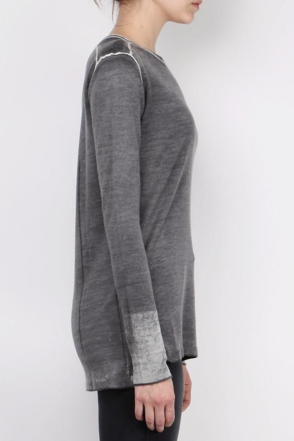 Paychi Guh L/S Crew Sweater