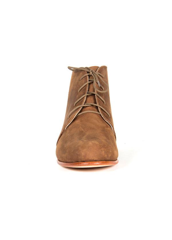 Nisolo - Harper Chukka Boot in Oak