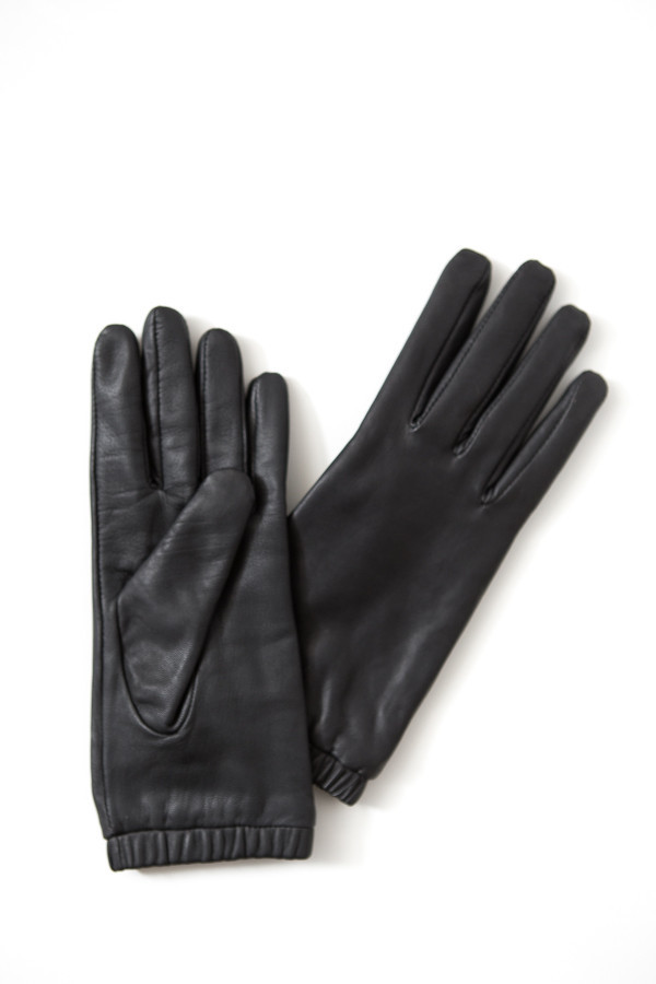 Just Female Stall Leather Gloves