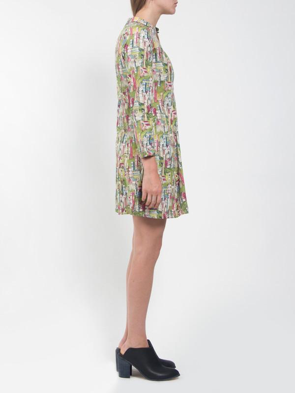 Samantha Pleet Passion Dress Castle