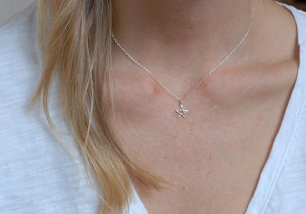 Bing Bang NYC - Star Necklace