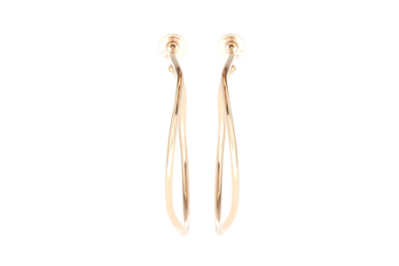 Shahla Karimi Subway Series Hoop Earrings - Yankee Stadium to Wall Street