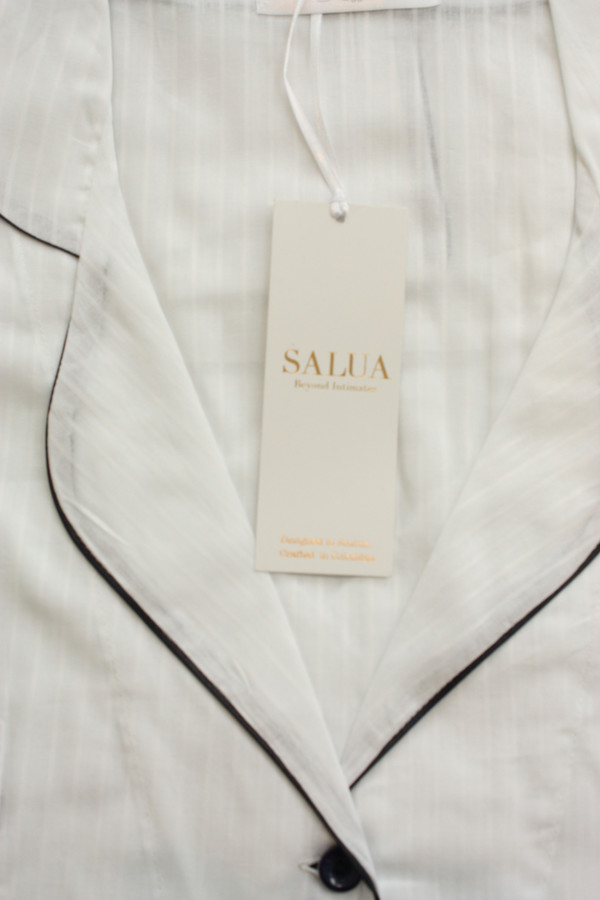 Salua Atelier  Boyfriends' Shirt