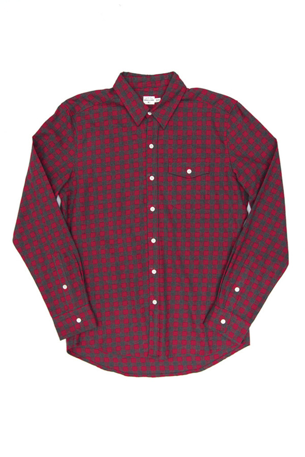 Men's Bridge & Burn Clinton Gingham
