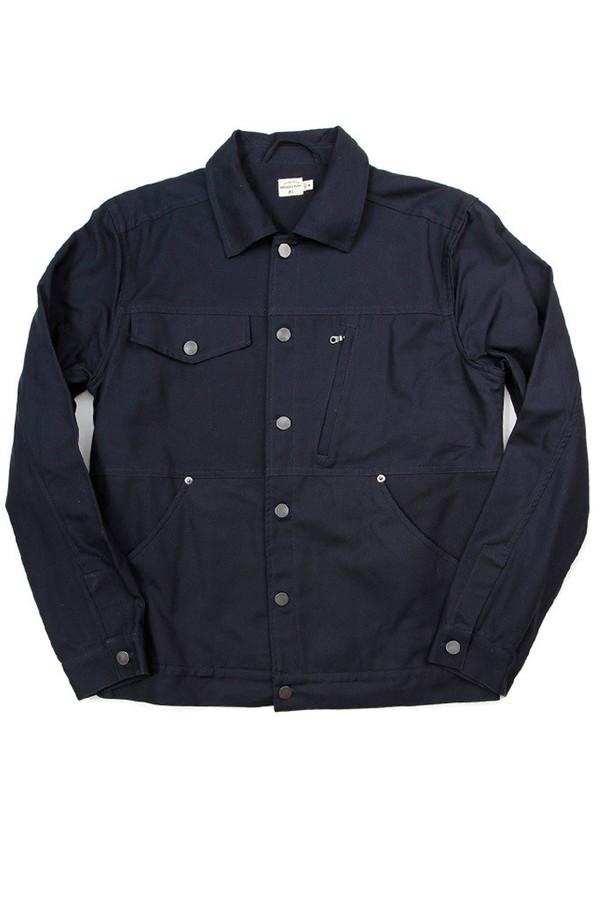 Men's Bridge & Burn Knoll Navy Jacket