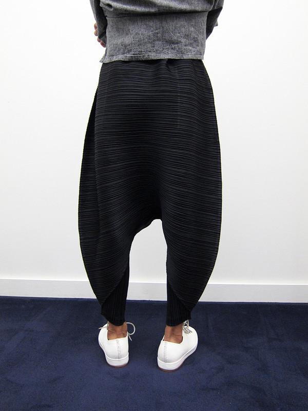 Issey Miyake Bounce Drop Crotch Pant