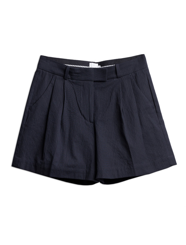 Sunspel Shorts with Contrast Welt Pocket