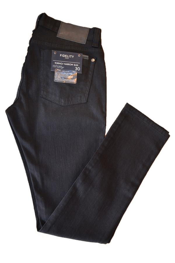 Men's Fidelity Denim Torino Jett Black