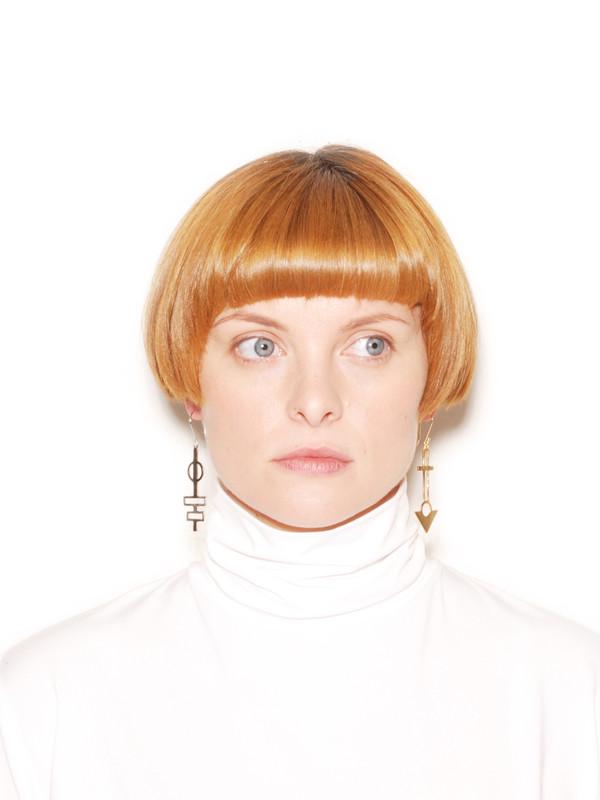 ALYNNE LAVIGNE - One/Two Earrings
