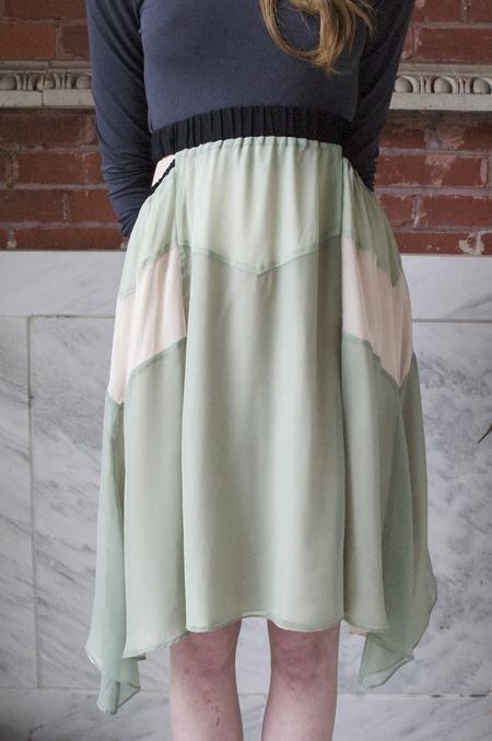 Plante Iris Skirt