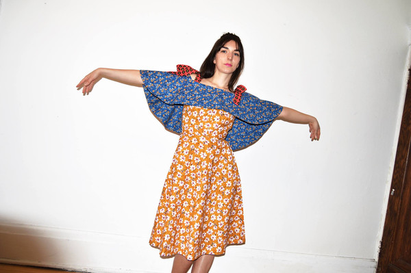 Eliza Faulkner Designs The Carmen Dress