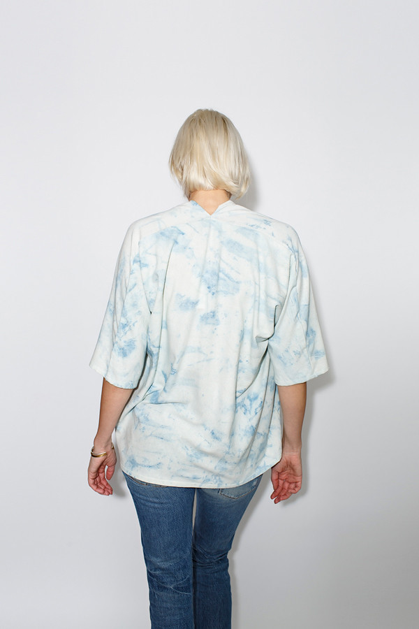Miranda Bennett Arashi Muse Top | Silk