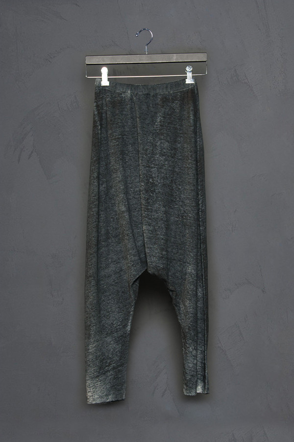 Avant Toi Harem Knitted Trousers