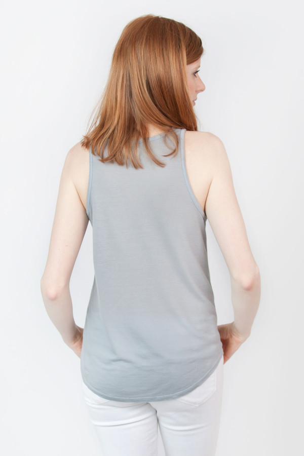 The Lady & the Sailor Bare Tank Dolphin