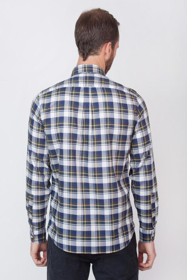 Men's Portuguese Flannel Cherne Long Sleeve Flannel Shirt