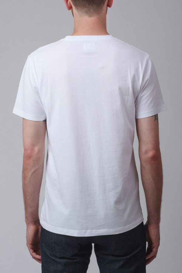 Men's Wood Wood Eddy & Edmund Tee