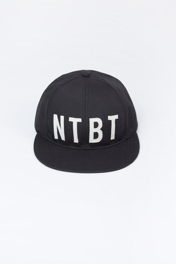 Logo NTBT Cap