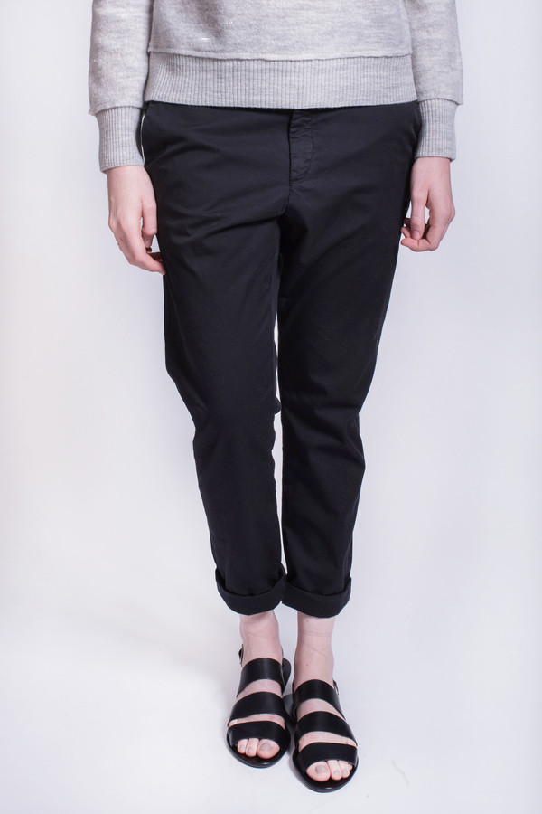 Hope News Trouser Black