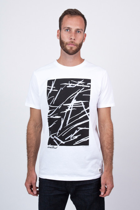 Men's Wood Wood Painting II Tee