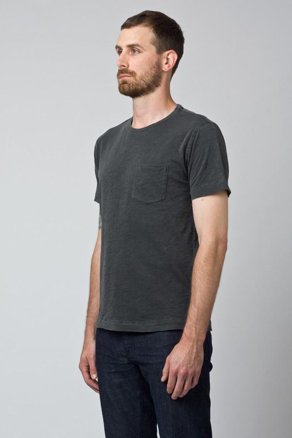 Men's YMC Pocket Tee Black