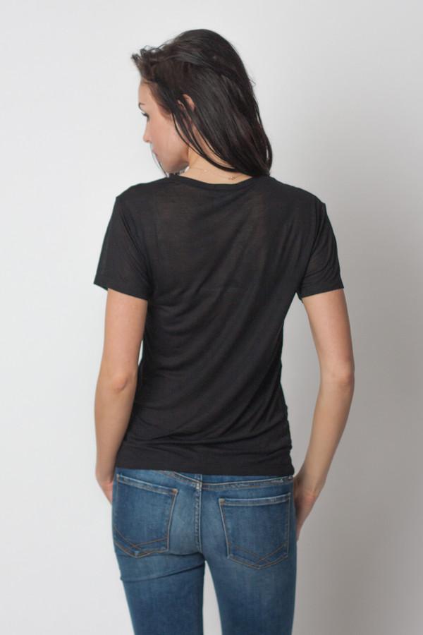 Tee Shirt Black