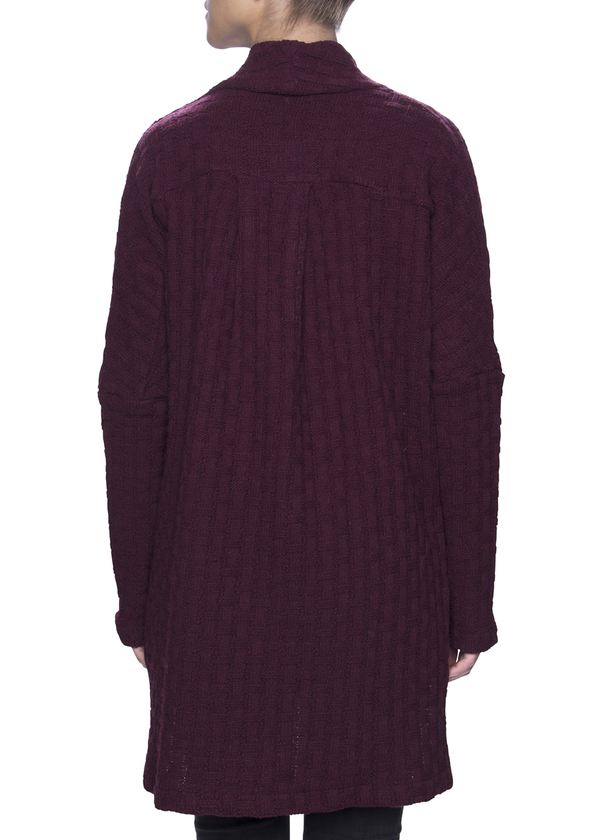 Vincetta Wrap Front Sweater