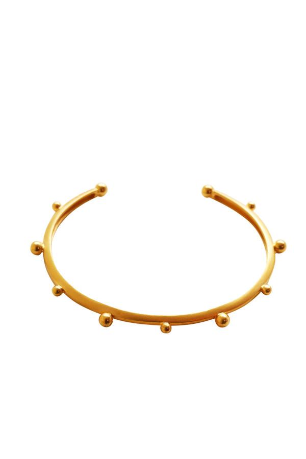 REBEKKA REBEKKA Ball Bracelet in 18K Gold