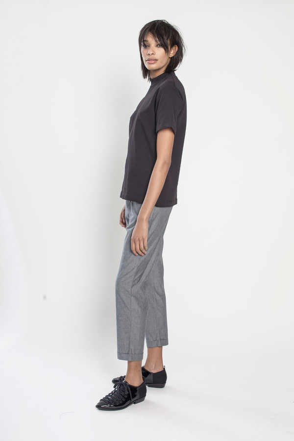 KOWTOW Imprint Top in Black