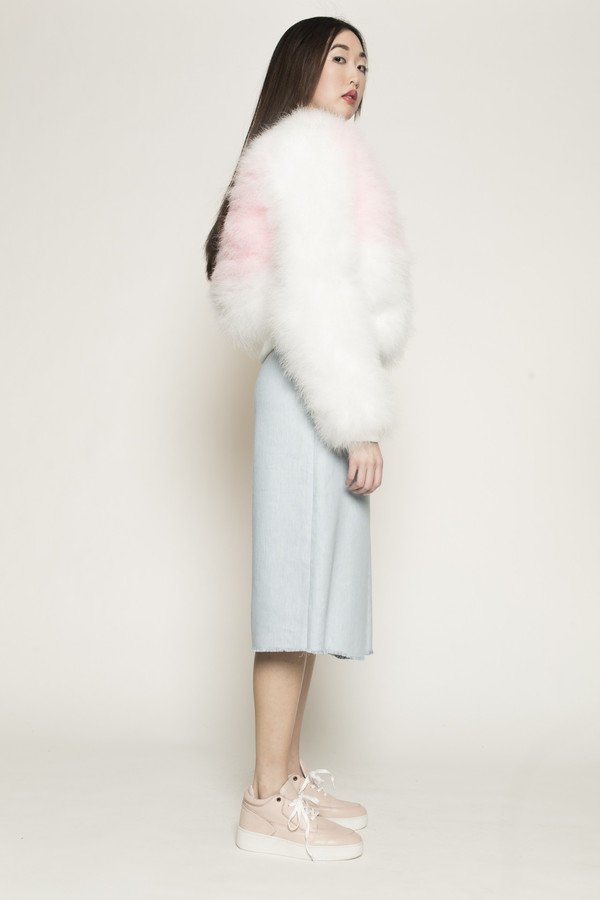 Pamplemousse Josette Culottes in Light Blue