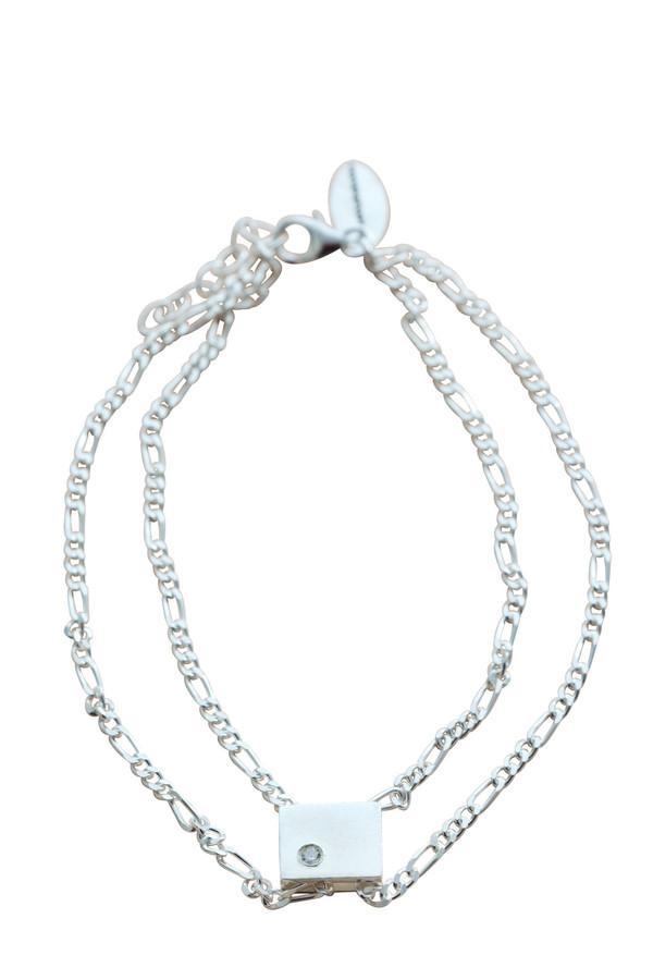 REBEKKA REBEKKA Link Bracelet in Sterling Silver