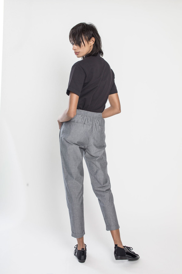 KOWTOW Method Pant in Chambray
