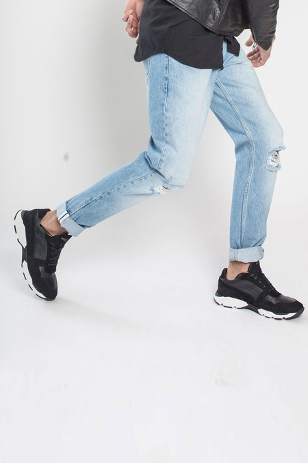 Mercer Amsterdam Runner in Black