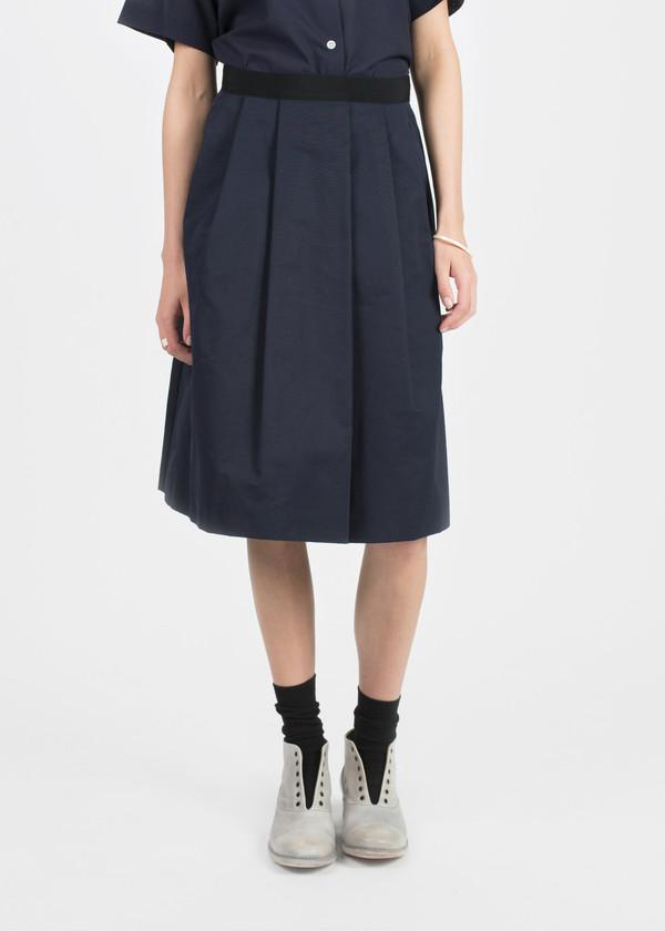 Margaret Howell Front Pleat Skirt
