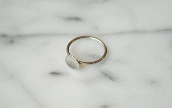 Seaworthy Chondrite Ring