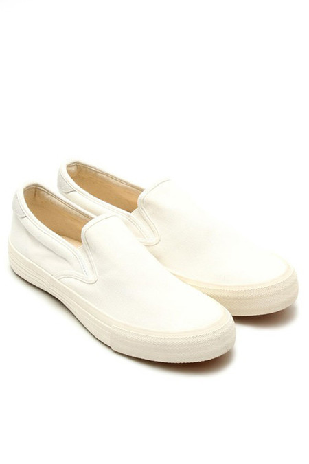 UBIQ Hogge V Canvas Slip On