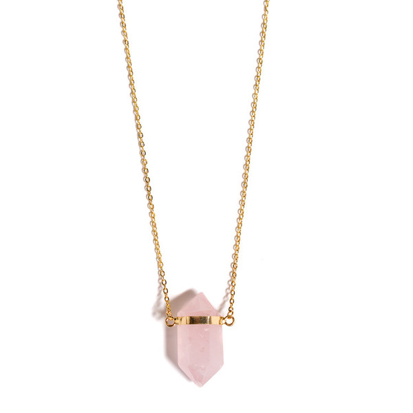Janna Conner Crystal Necklace