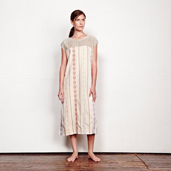 ACE & JIG TULUM DRESS - SUNKISSED