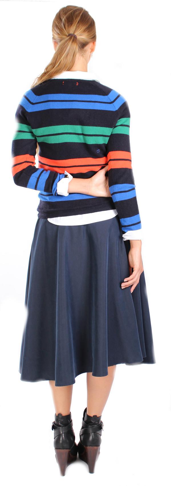 Chinti & Parker Snug Stripe Sweater