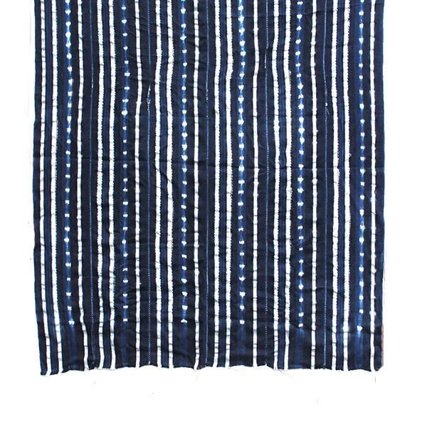 Vintage Indigo Textile