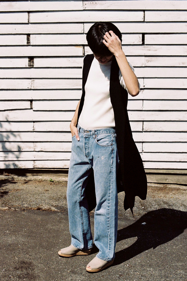 Hope Lynn Dress - black